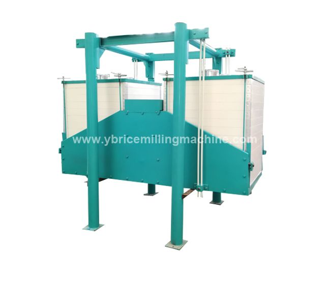 The Best Quality at a Favorable Price Double-bin Plansifter