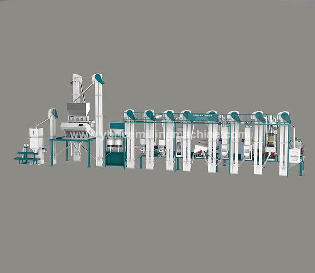 High Technology Millet Milling Machine